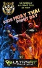 Graphic Design Contest Entry #16 for Design a Flyer for KIDS FIGHT DAY