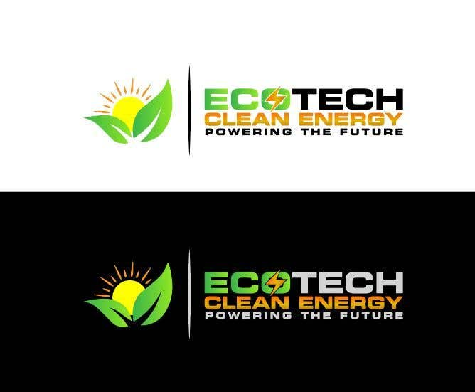 Kilpailutyö #                                        167                                      kilpailussa                                         Renewable Energy Company Logo