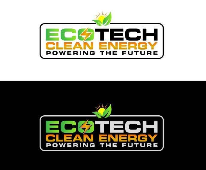 Kilpailutyö #                                        171                                      kilpailussa                                         Renewable Energy Company Logo