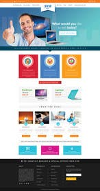 creativedesires tarafından Design a Website Mockup for me2 için no 23