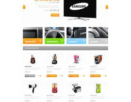 #4 para Design a Website Mockup for me2 por MadniInfoway01