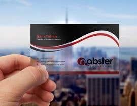 Nro 9 kilpailuun Design transparent business card käyttäjältä abdulmonayem85