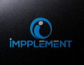 nu5167256 tarafından Logo      IMPPLEMENT için no 145