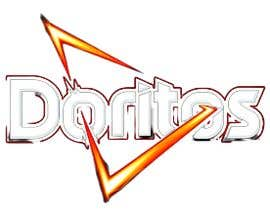 Nro 3 kilpailuun Create a NEW logo that looks like the DORITOS logo but reads CHEEKYRITOS käyttäjältä kasumakter