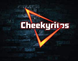 Nro 27 kilpailuun Create a NEW logo that looks like the DORITOS logo but reads CHEEKYRITOS käyttäjältä fazlerabbi19445