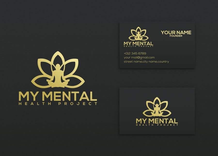 """Konkurrenceindlæg #                                        532                                      for                                         Logo """"My Mental Health Project"""""""