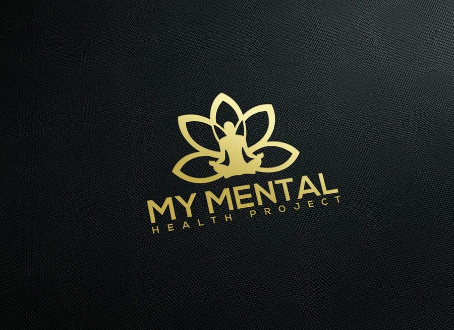 """Konkurrenceindlæg #                                        533                                      for                                         Logo """"My Mental Health Project"""""""