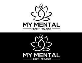 "nº 525 pour Logo ""My Mental Health Project"" par sabujmiah552"