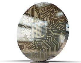 Nro 152 kilpailuun Coin Design käyttäjältä IhorKozodoy