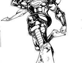#12 cho Recreate 3 Superheroes - High Quality Photoshop or Illustrator Art bởi syrsyr