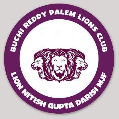 Penyertaan Peraduan #                                        56                                      untuk                                         Logo need for Lions club for local team