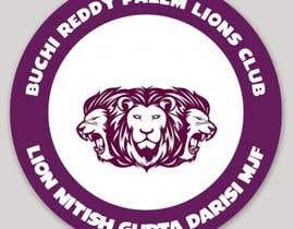 #56 untuk Logo need for Lions club for local team oleh ansonrocksno1