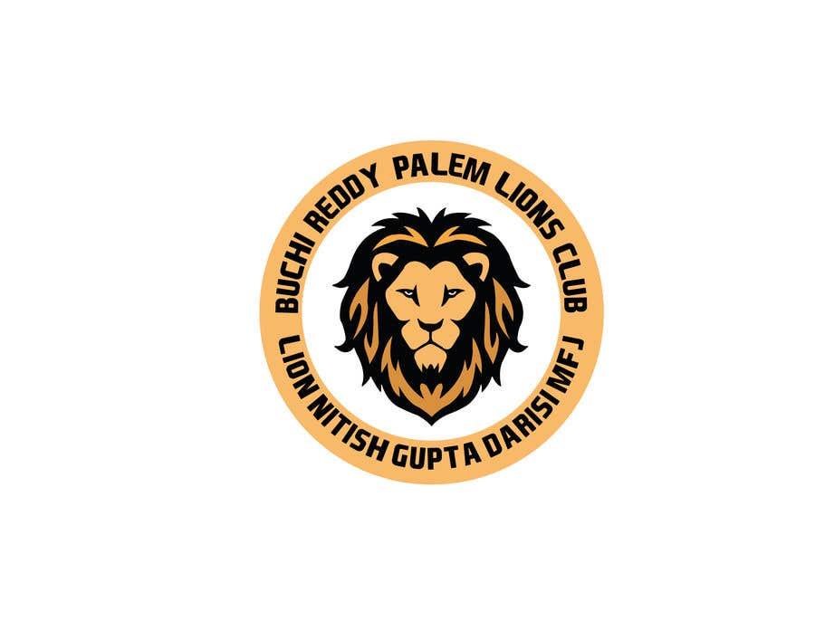 Penyertaan Peraduan #                                        49                                      untuk                                         Logo need for Lions club for local team