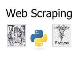 Nro 10 kilpailuun Project Title: Web scraping using Python. käyttäjältä AhmedHasif