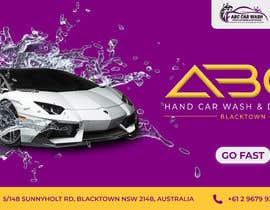 #677 for Upgrade Car Wash Logo Design by abuansarytuhin