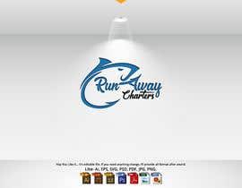 Nro 186 kilpailuun Runaway Charters Logo käyttäjältä mdkawshairullah