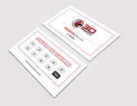 Nro 341 kilpailuun Customer Loyalty card käyttäjältä abrarsumon