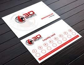 Nro 334 kilpailuun Customer Loyalty card käyttäjältä Sadikul2001
