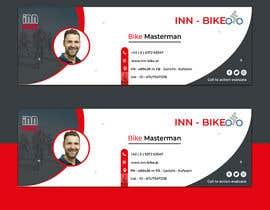 #44 para Design for 2 email signatures (Company, Employee) por Julfikarsohan