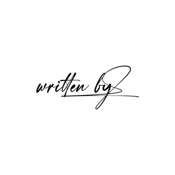 Penyertaan Peraduan #                                        128                                      untuk                                         Written By logo  - 28/07/2021 19:35 EDT