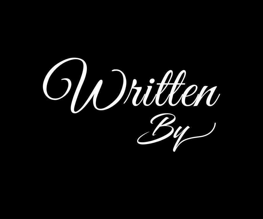 Penyertaan Peraduan #                                        142                                      untuk                                         Written By logo  - 28/07/2021 19:35 EDT