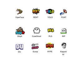 #7 cho Design some emotes for Twitch.tv.com/gabyspartz bởi lpfacun