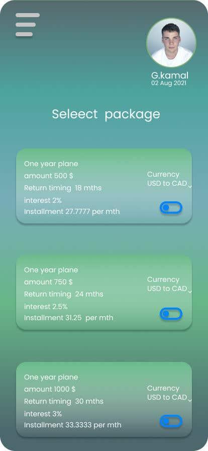 Kilpailutyö #                                        105                                      kilpailussa                                         invoice app ui