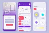 Graphic Design Kilpailutyö #4 kilpailuun invoice app ui