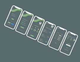nº 54 pour Design Loan app Ui par khanma886