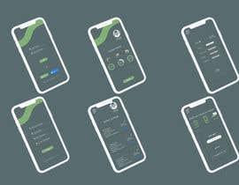 nº 57 pour Design Loan app Ui par khanma886