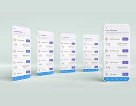 nº 23 pour Design Loan app Ui par anamulhaque00