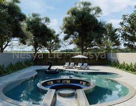 nº 34 pour Do 3d render for pool in sketchup, vray,  lumion or similar softwares. par ne5yalie