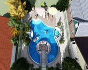 Proposition n° 35 du concours 3D Animation pour Do 3d render for pool in sketchup, vray,  lumion or similar softwares.