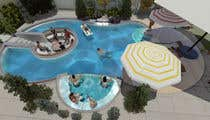 Proposition n° 43 du concours 3D Animation pour Do 3d render for pool in sketchup, vray,  lumion or similar softwares.