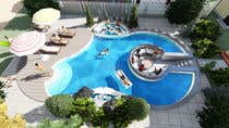 Proposition n° 46 du concours 3D Animation pour Do 3d render for pool in sketchup, vray,  lumion or similar softwares.
