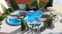 Proposition n° 47 du concours 3D Animation pour Do 3d render for pool in sketchup, vray,  lumion or similar softwares.