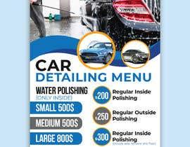 #16 untuk Price Board and IG Post Design for Car Wash Shop oleh imranislamanik