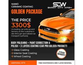 #17 untuk Price Board and IG Post Design for Car Wash Shop oleh imranislamanik