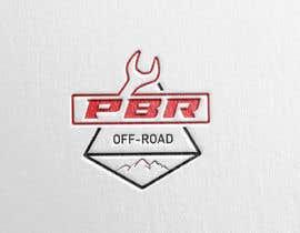#682 for PBR Offroad logo design by mdhafijulrahman7