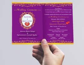 Nro 18 kilpailuun create wedding invitation card käyttäjältä yunusmiah