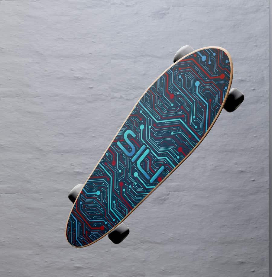Proposition n°                                        29                                      du concours                                         Design Electric Skateboard Grip Tape (top of skateboard)