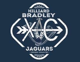 #199 for Tee shirt design - Hand Drawn Design converted into a vector -- Hilliard Darby CC af shohagmiazil