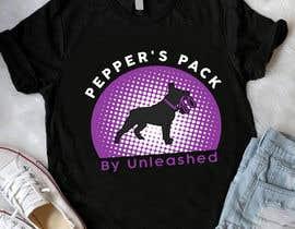 #141 for Tshirt Design - Dog Company af zoneishani