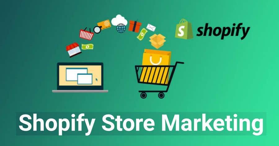 Proposition n°                                        8                                      du concours                                         Shopify Store Marketer