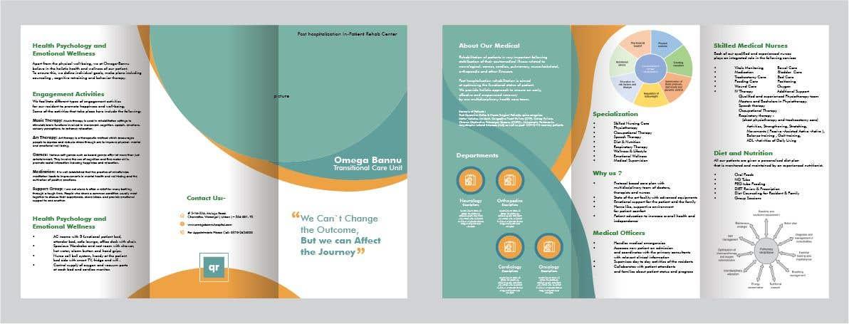 Bài tham dự cuộc thi #                                        6                                      cho                                         brochure design  for a rehab center