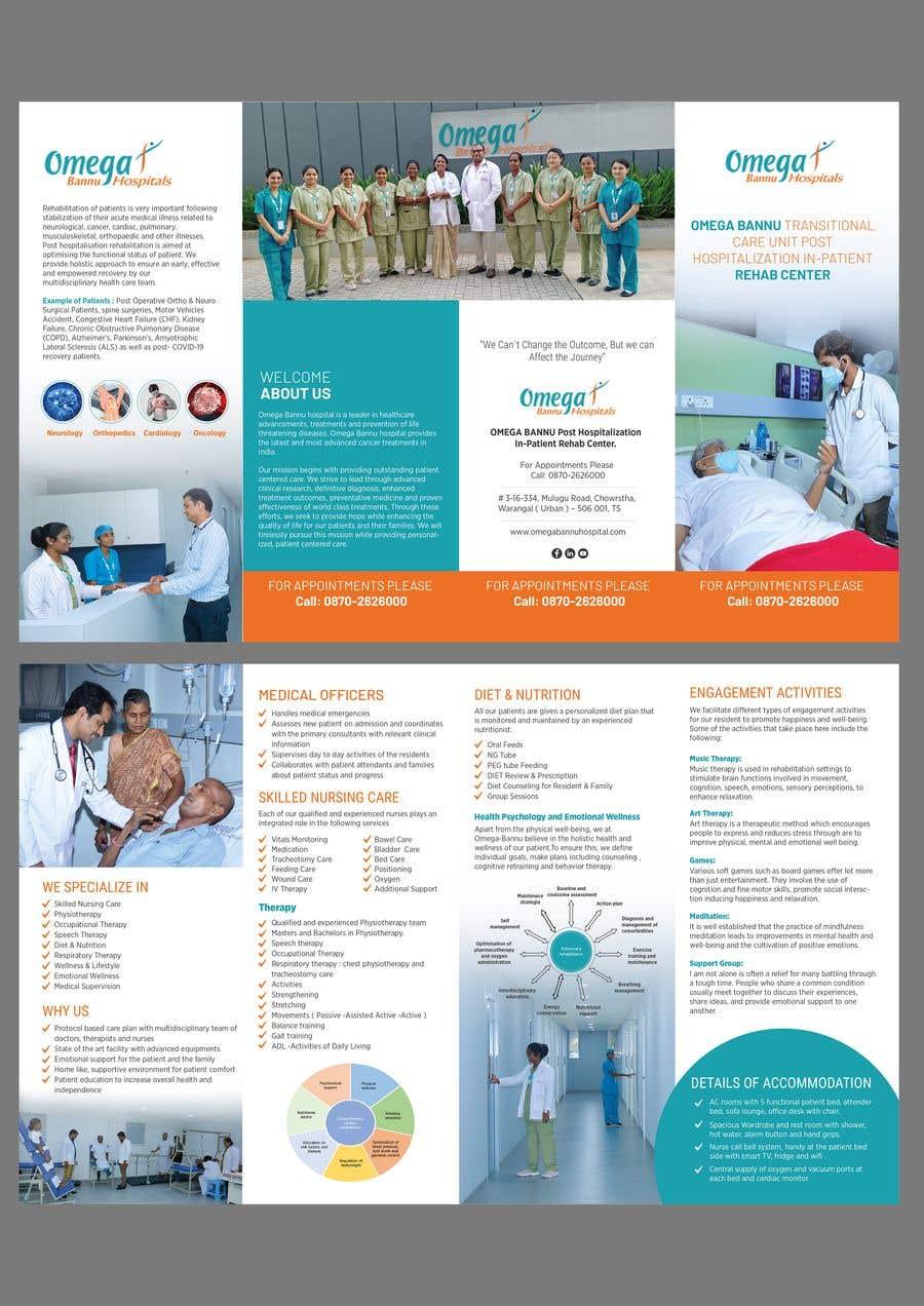 Bài tham dự cuộc thi #                                        27                                      cho                                         brochure design  for a rehab center