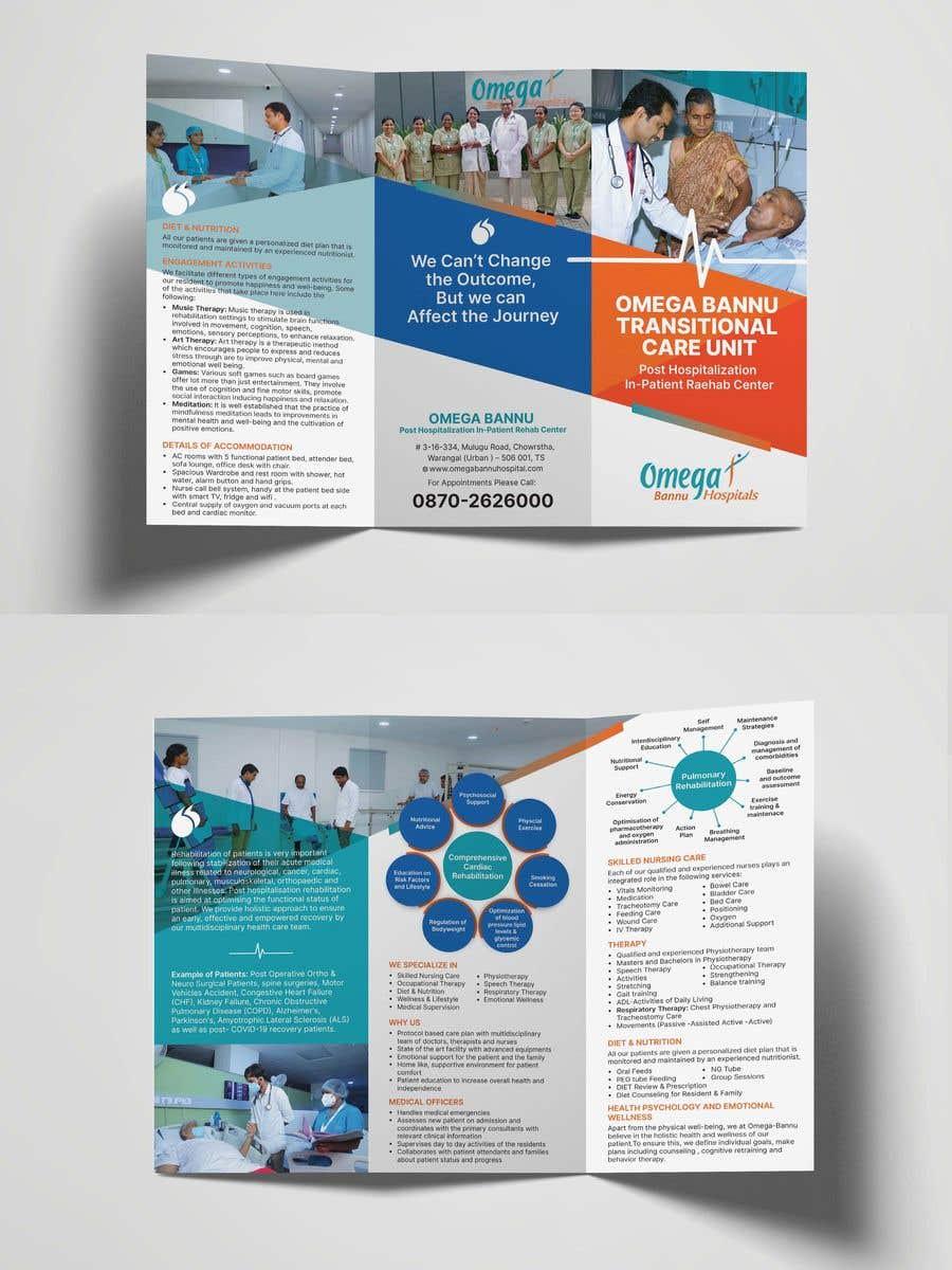 Bài tham dự cuộc thi #                                        43                                      cho                                         brochure design  for a rehab center