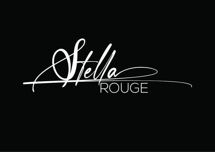 Inscrição nº                                         37                                      do Concurso para                                         Stella Rouge logo needed