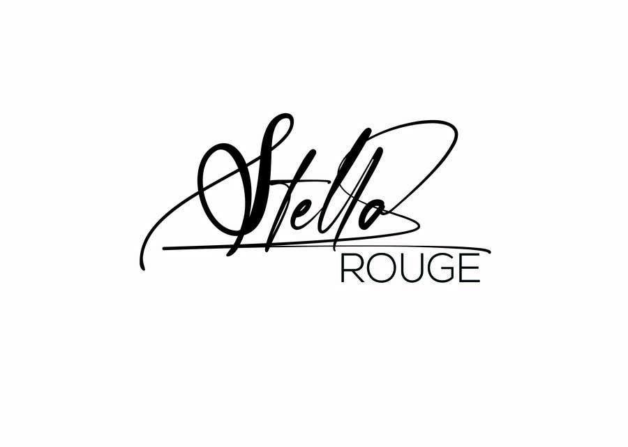 Inscrição nº                                         39                                      do Concurso para                                         Stella Rouge logo needed