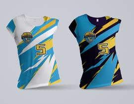 #7 untuk Diseñar Camisetas para club deportivo oleh omarjmt